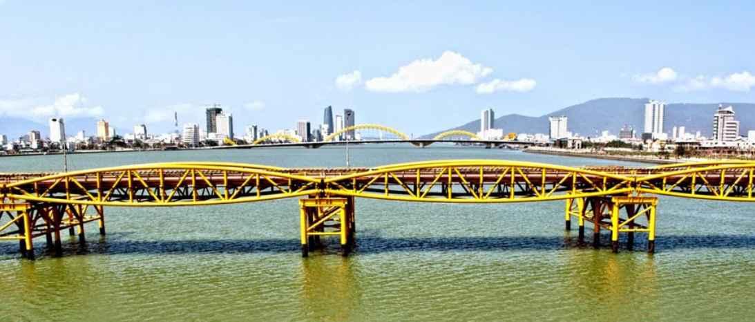 Cây Cầu Nguyễn Văn Trỗi Đà Nẵng