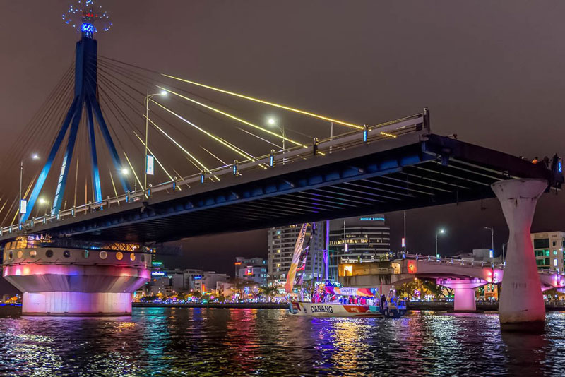 Top 3 cây cầu Đà Nẵng – Cầu sông Hàn (Cầu quay) tại Đà Nẵng
