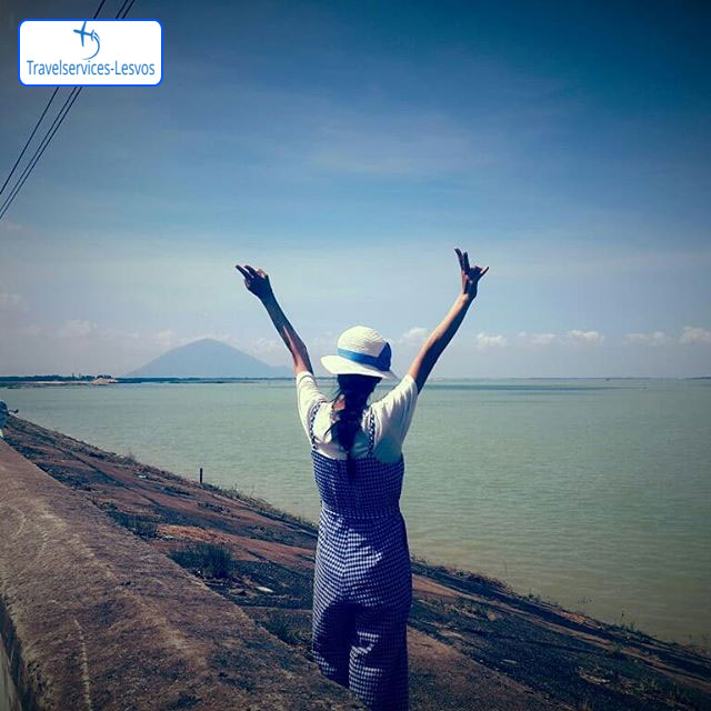 Mặt hồ Dầu Tiếng - nguồn: Jessicanhung86
