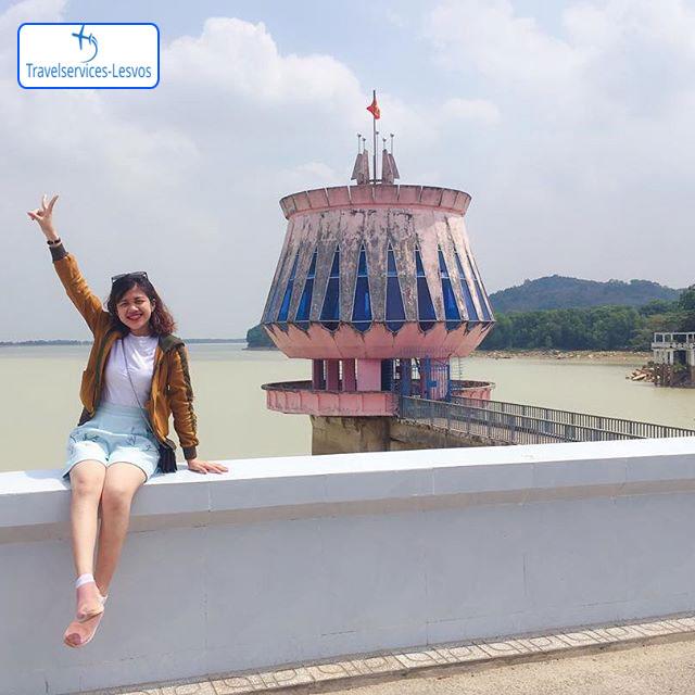 Hồ Dầu Tiếng - nguồn evans.huynh