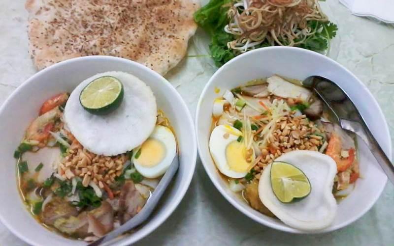 mỳ quảng tại Đà Nẵng