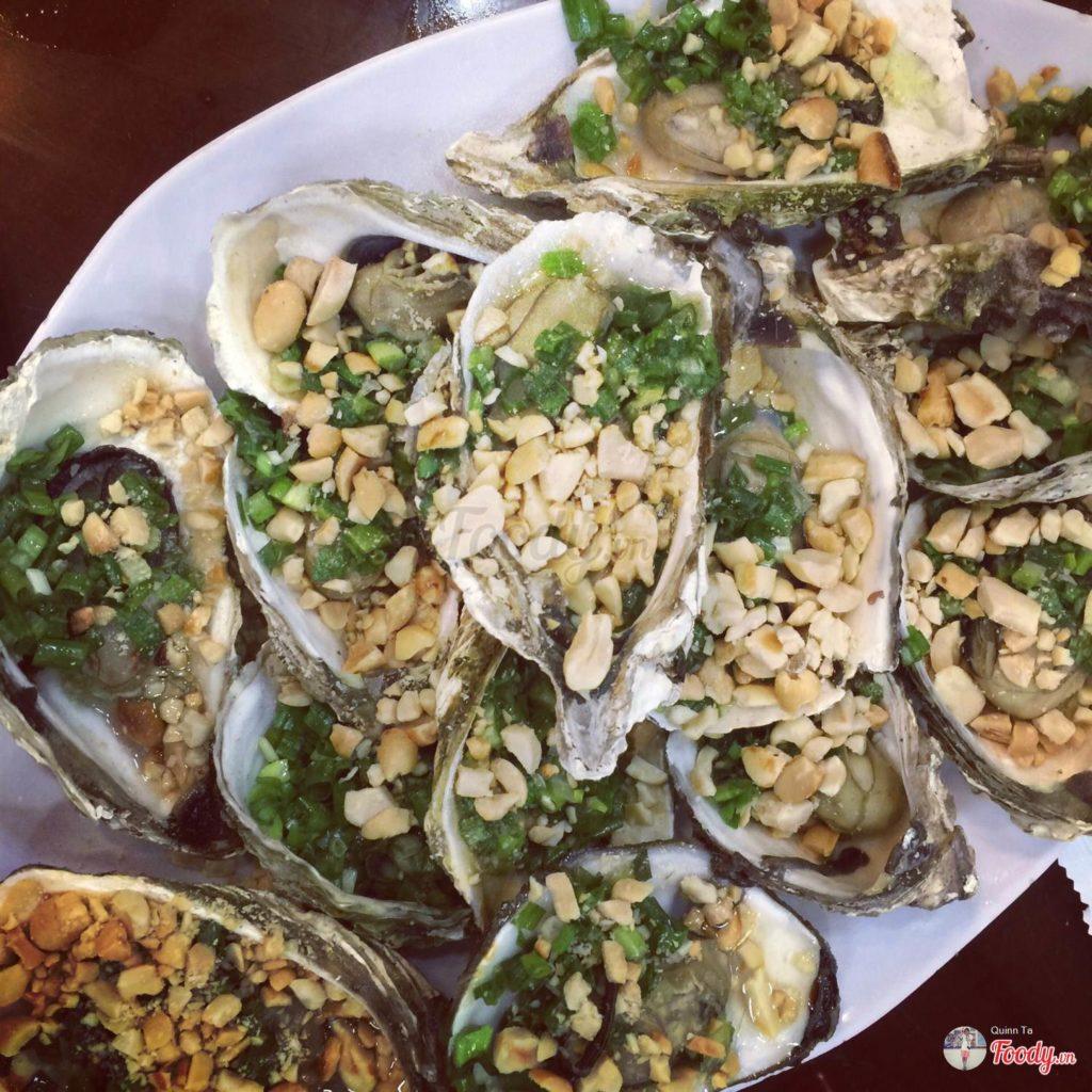 quán hải sản tại Đà nẵng