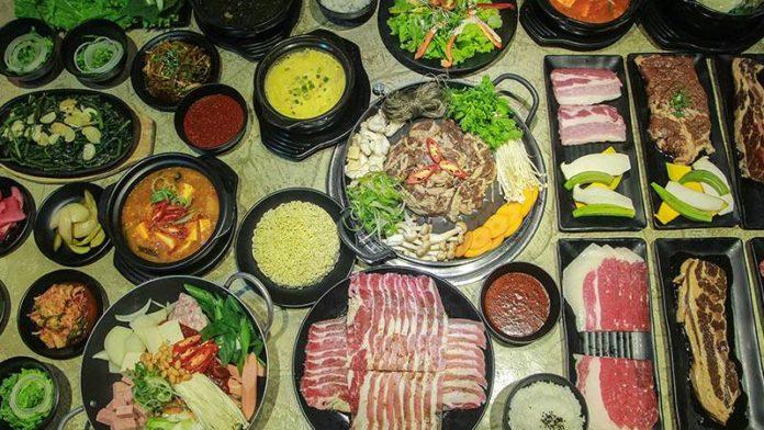 quán nướng tại Đà Nẵng
