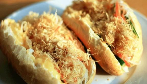 bánh mì Cô Chi tại Đà Nẵng
