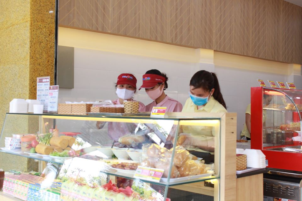 bánh mì tại Đà Nẵng đồng tiến
