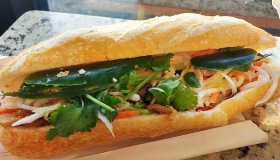bánh mì Bà Lan tại Đà Nẵng