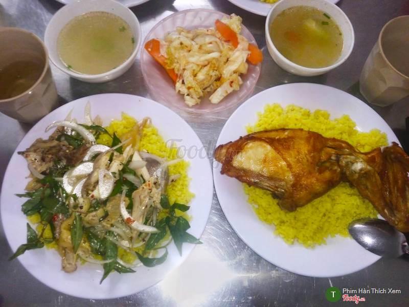 cơm gà trang tại Đà Nẵng