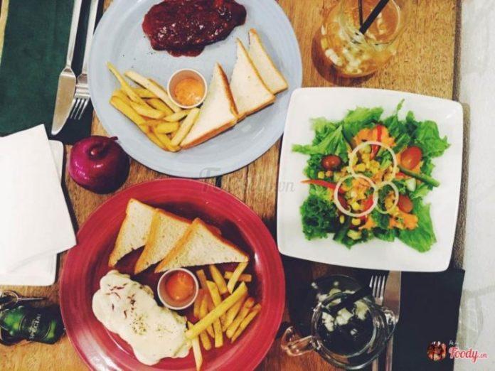 quán ăn tây tại đà nẵng