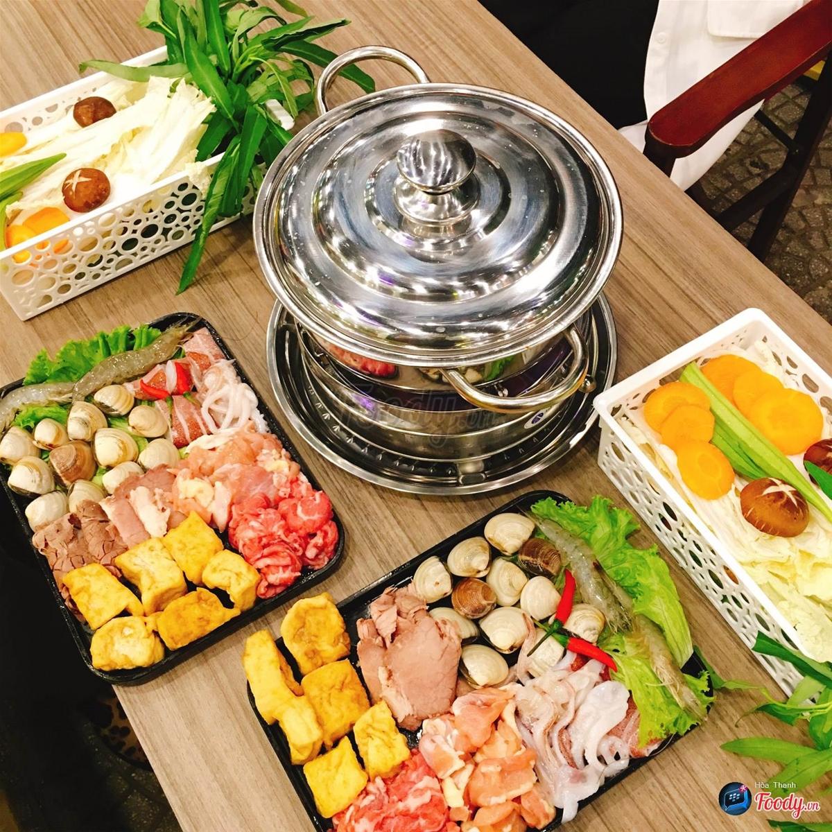 food center quán ăn thái tại Đà Nẵng