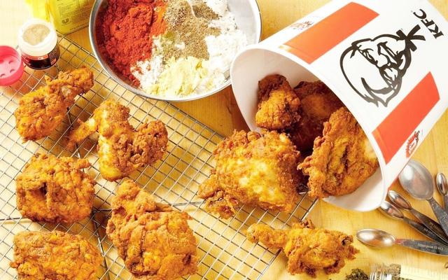 gà rán KFC Đà Nẵng