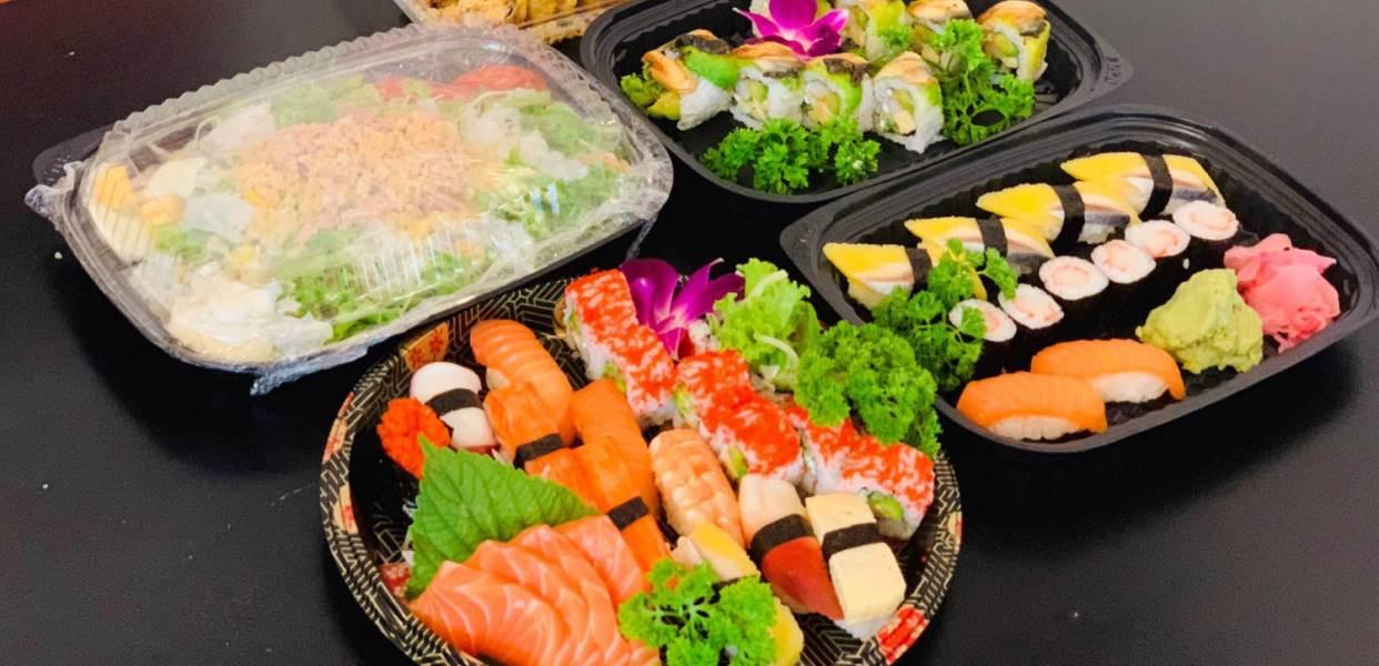 quán sushi tại đà nẵng