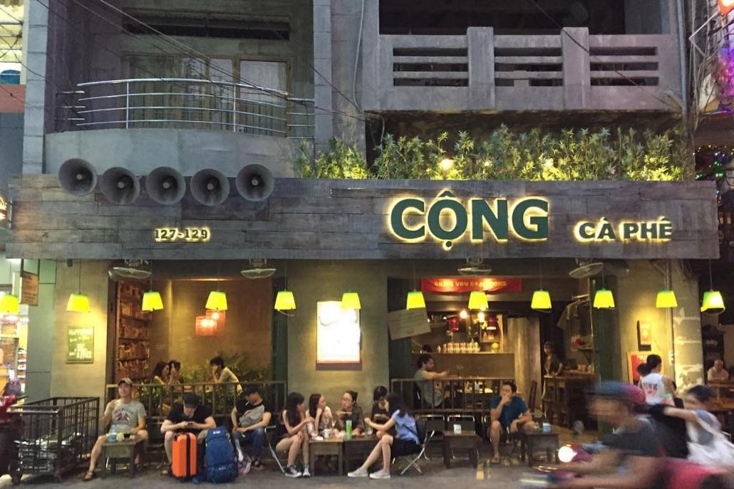 cafe ở trung tâm thành phố đà nẵng