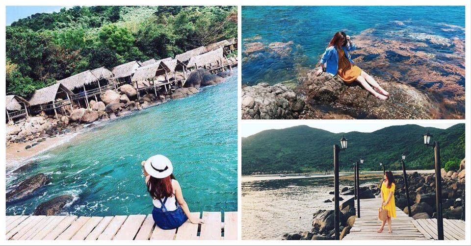 Biển bãi rạng Đà Nẵng