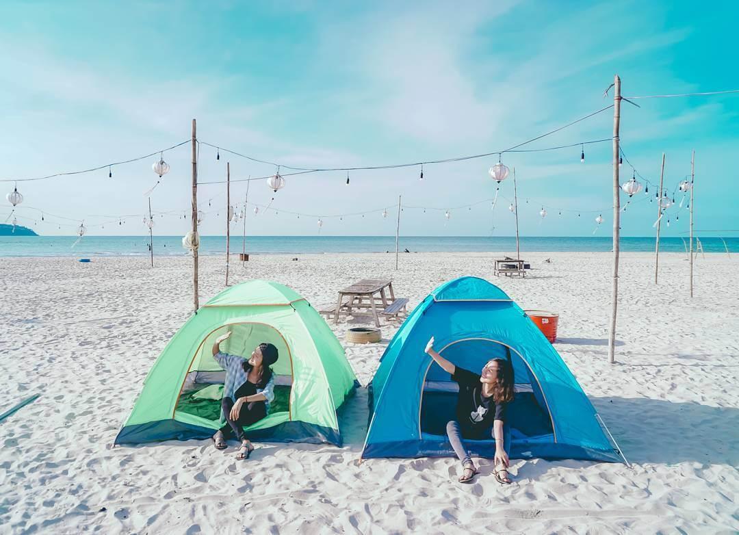 review bãi rạn nam ô Đà Nẵng